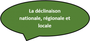 déclinaison nationale